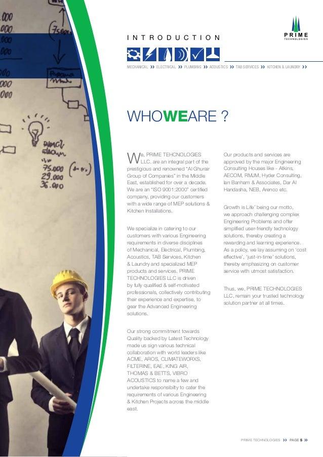 Prime Tech  Company Profile
