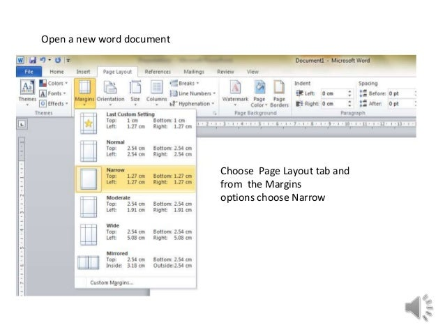 New Page 4 >> How To Make Simple 4 Page Leaflet In Word 2010