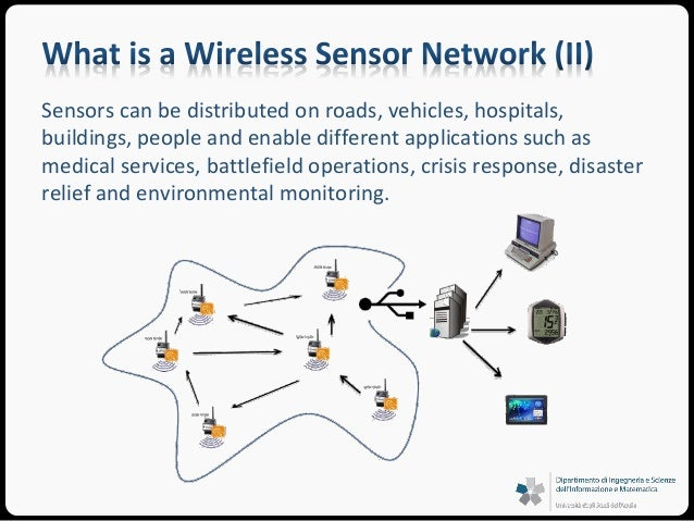 typical application areas of wireless sensor networks.
