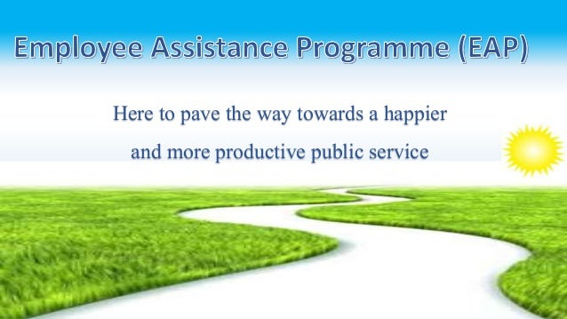 Here to pave the way towards a happier and more productive public service