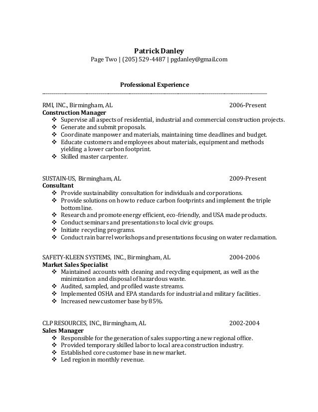 Awesome Waste To Energy Resume Gift - Best Resume Examples by ...