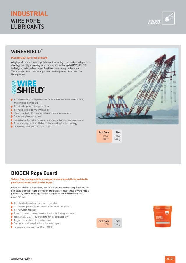 ROCOL Maintenance Catalogue
