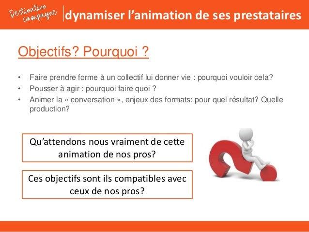 A5 10 concepts pour dynamiser ses prestataires Slide 3