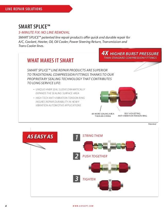Compressor Guard Replacement Screen AirSept 67502 11.96mm 5 Pack - 0.471