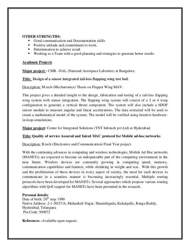 Raviteja Resume 3