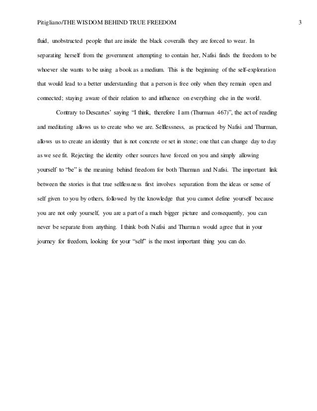 Create essay