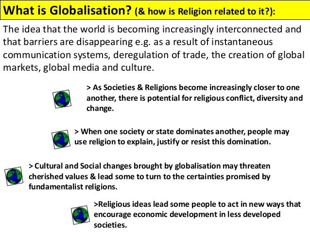 the lack of potential in some religions in becoming a global religion It seems to me that the culture of the west is going to become increasingly nonreligious at the same time as the culture of the global south persists in being fairly religious now, there are lots of unanswered questions here and jack has made some real contributions to describing what happens with population growth country by country and.