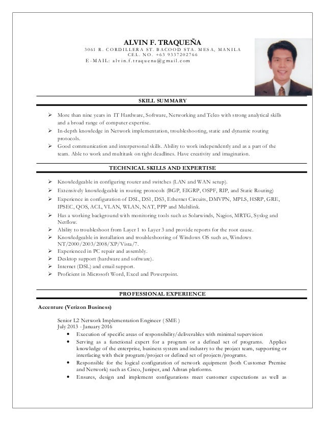 Doctor phils resume