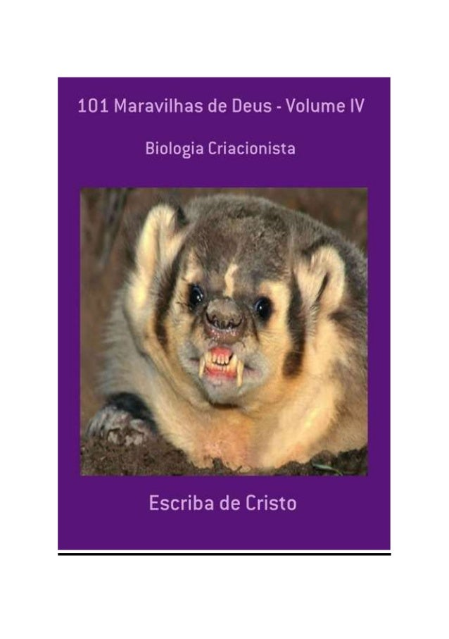 101 maravilhas de Deus, Volume IV – Escriba de Cristo 2 FINALIDADE DESTA OBRA Os materiais literários do autor não têm fin...