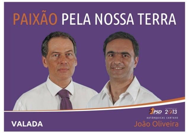 PAIXÃO PELA NOSSA TERRA, com João Oliveira