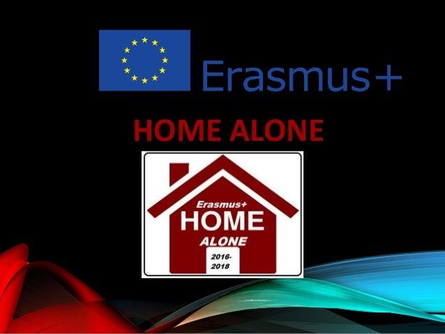 HOME ALONEHOME ALONE