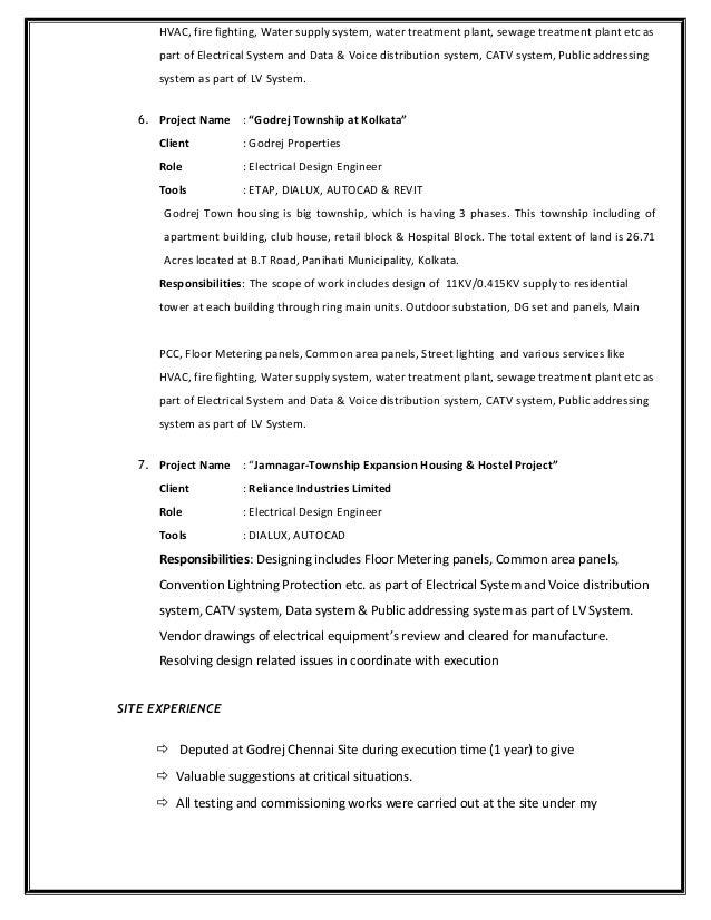 arun resume 9 experience