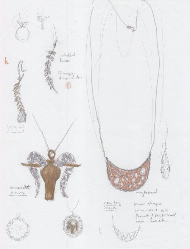 Marisa Bosquez- concept sketches