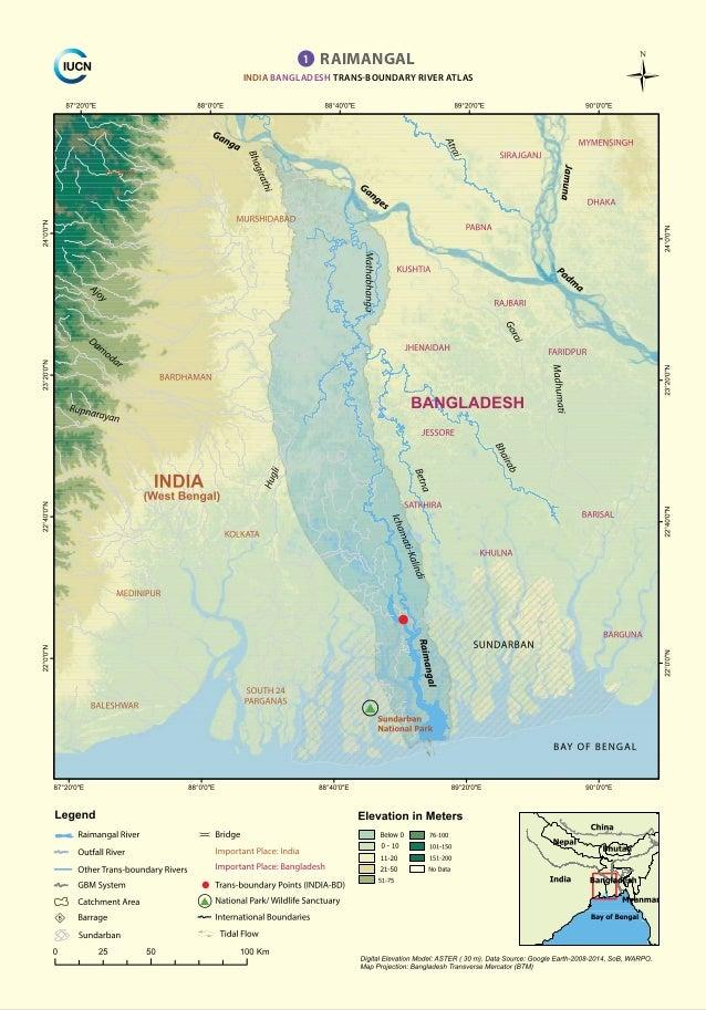 Rivers Beyond Borders Book - River atlas