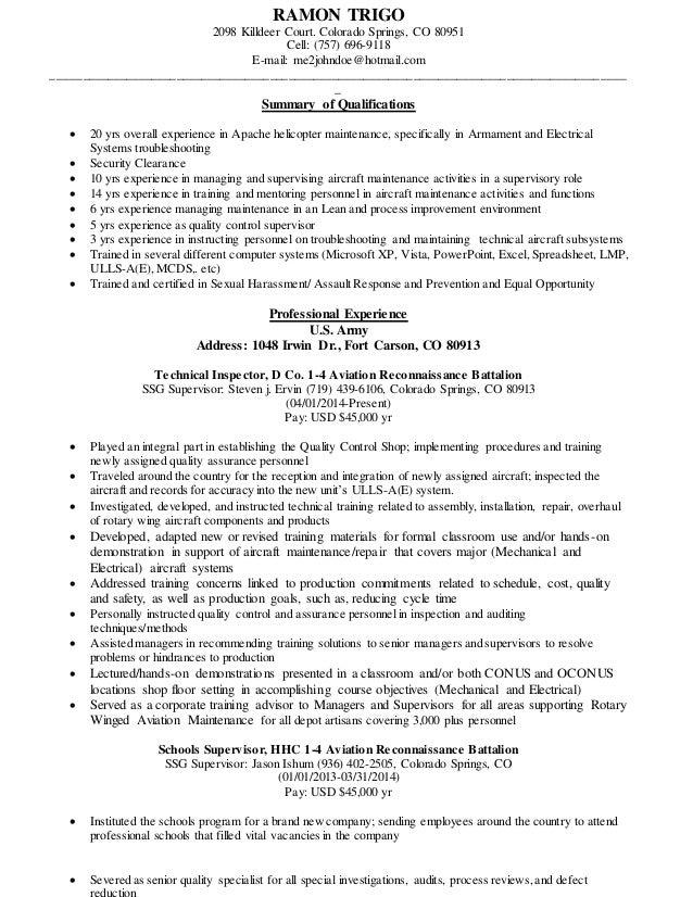 aviation resume - Boat.jeremyeaton.co