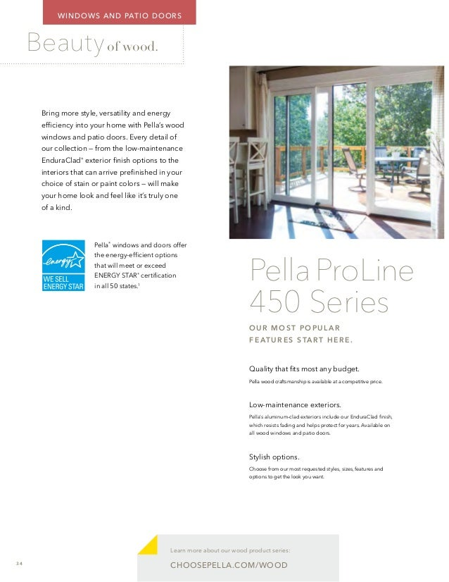 Pella Product Overview