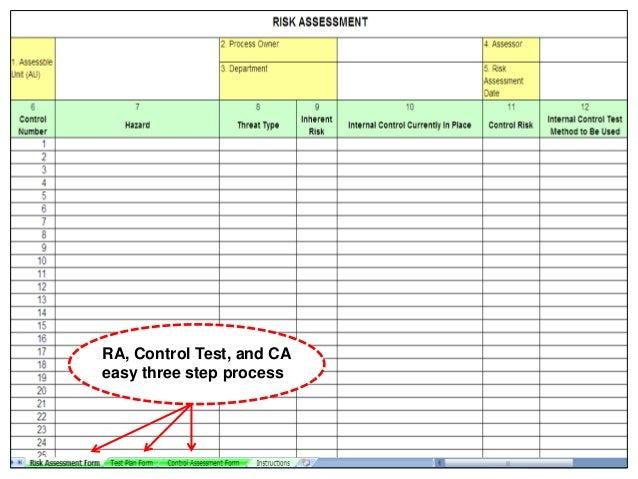 MIC Process DEVELOP MIC PLAN SEGMENT THE ORGANIZATION MAP THE PROCESS IDENTIFY RISK/CONTROL CONDUCT RISK/CONTROL ASSESSMEN...