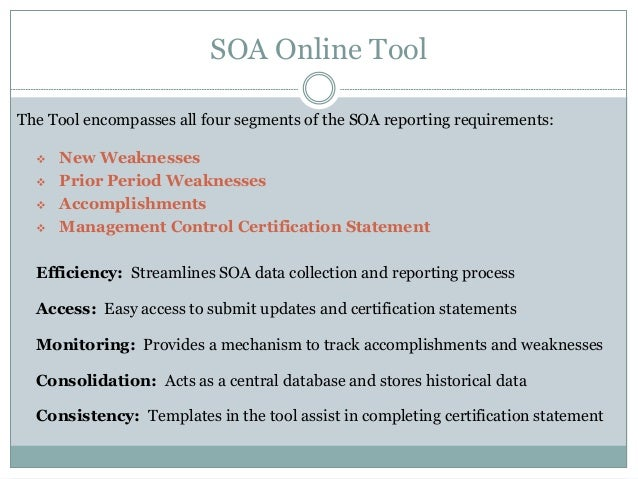 Self-Assessment Tool Available at the FMO Systems website: <http://www.fmo.navy.mil/fin_imp/mic/tools_index.htm> Web-based...