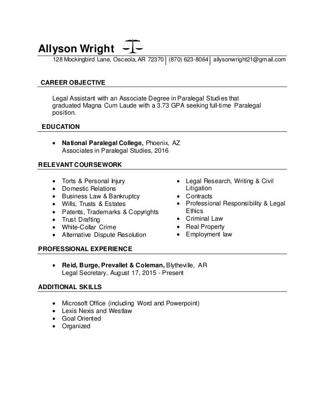paralegal resume 2 resume of barbara j dowd paralegal