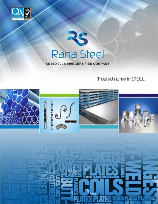 Rana Steel Catalogue