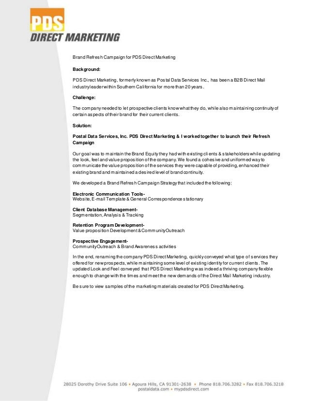 Comfortable Pds Template Images - Example Resume Templates ...