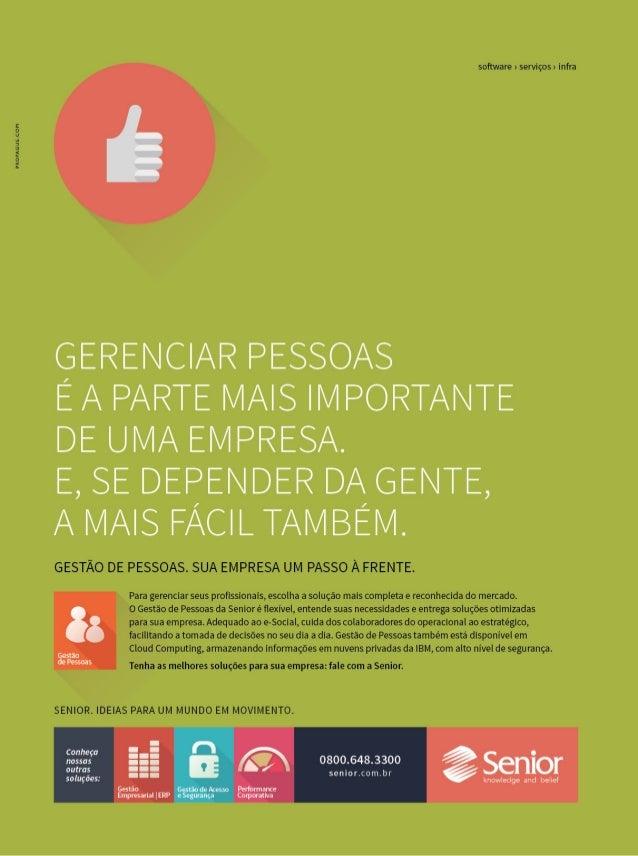 Anúncio Gestão de Pessoas   Campanha 2014