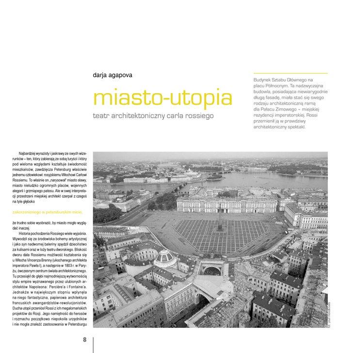 darja agapova                                                            miasto-utopia                                    ...