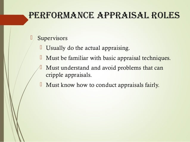 disposal and appraisal Appraisal, commonly referred to as reviewing, refers to the process of determining whether records should be permanently preserved.