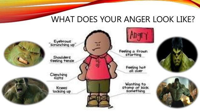 dealing with anger Practice understanding and dealing with anger edna rooth of the schools  development unit at uct helps us to teach young children constructive ways of.