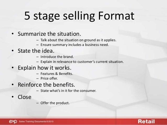 EXP Sales training June 2015