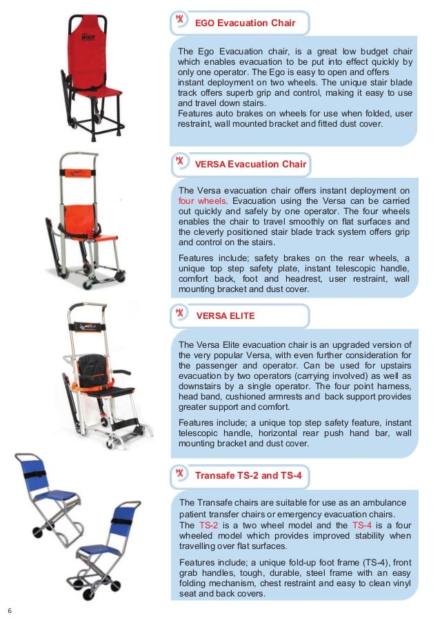 stryker evacuation chair instructions