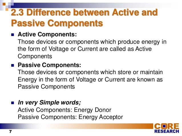 a discussion on differences between passive and active classes Passive learning methods are below and active learning methods are above passive learning is a method of learning or instruction where students receive information from the instructor and internalize it, and where the learner receives no feedback from the instructor.