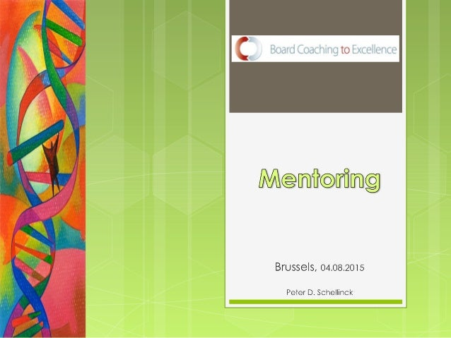 Objectives Meeting 1 to 3: Deliverables  Our mentoring relationship is voluntary  Mentor can teach, not just do  Mentor...
