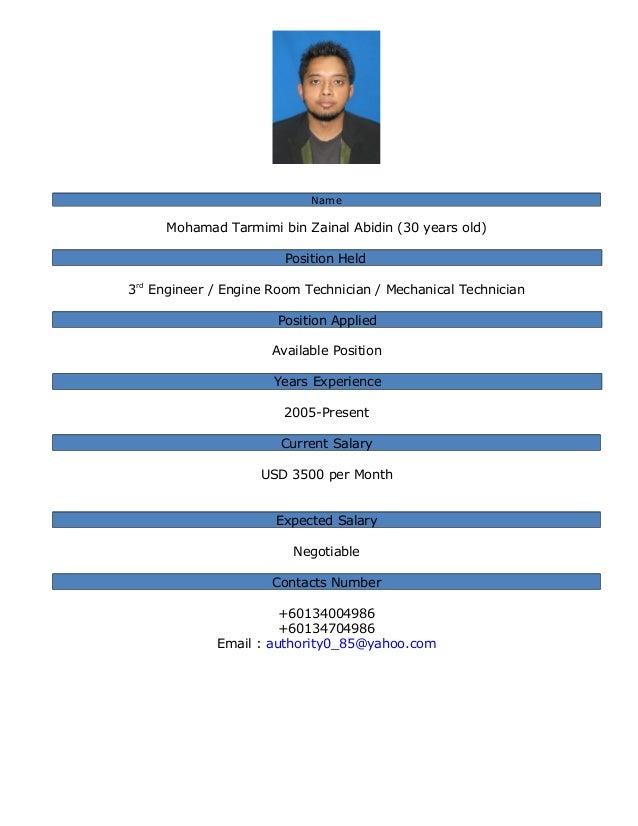 CV Mohamad Tarmimi latest (kapal)