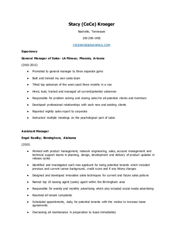 cece s cover letter and resume