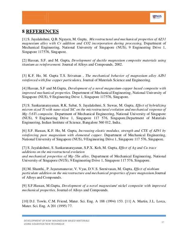 NUS Internship Report (2013)_ R K SURAJ