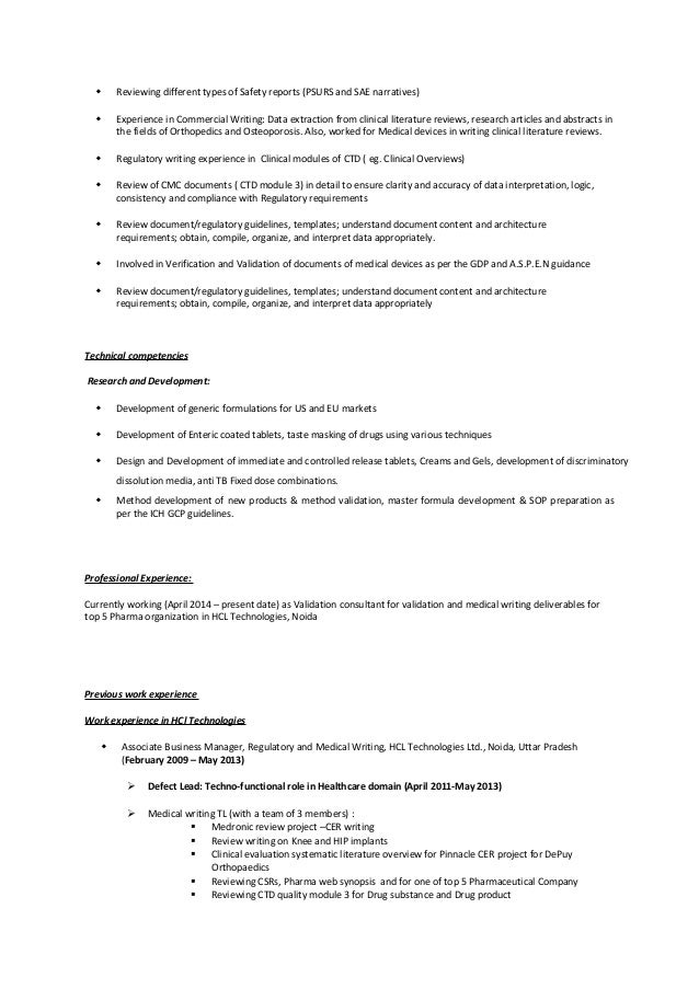 resume sonalip regulatory writing 1