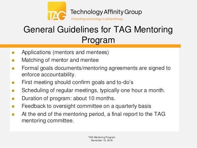Tag Mentoring Presentation Final 10 18 16 1