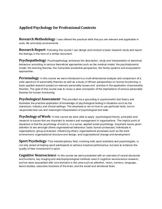 behavioral perspective psychology