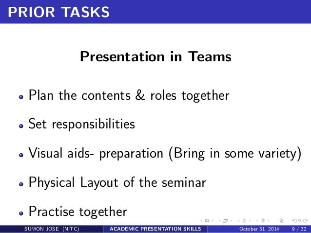 academic presenation skills, Latex Presentation Template Calibri Light, Presentation templates