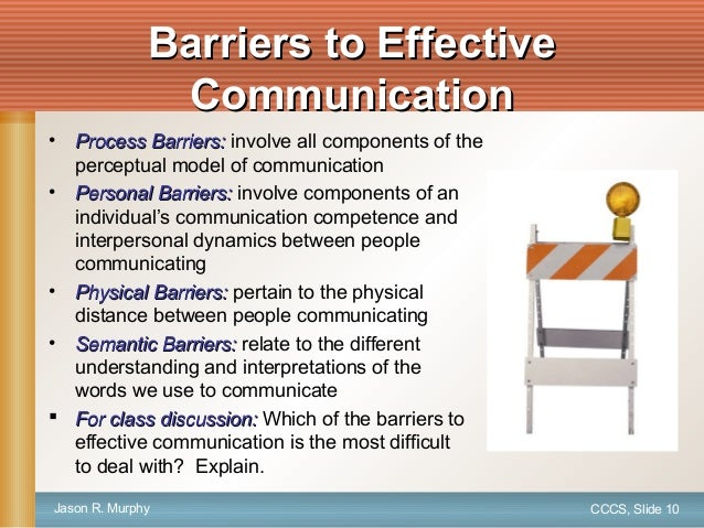describe the perceptual process model of communication and the process personal physical and semanti The communication process model physical noise is i would advise to follow a basic five step rule when using the communication process model and planning.