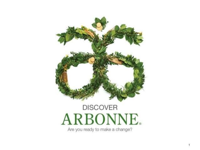 Discover Arbonne 2017