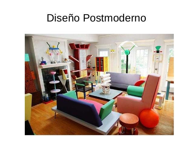 A7 dise o del postmodernismo a la actualidad for Curso de diseno de interiores en linea