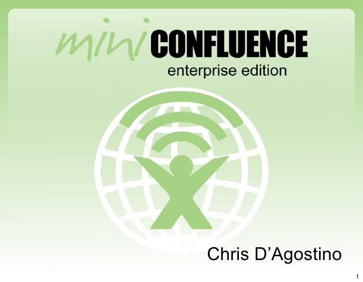 Chris D'Agostino                    1