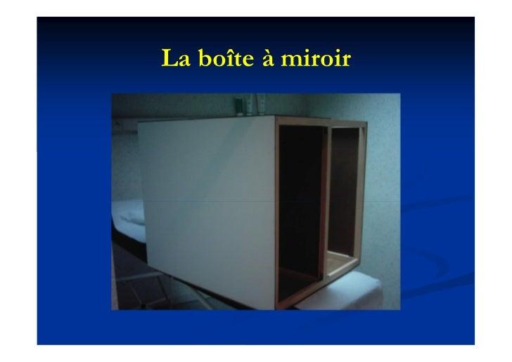 La boîte à miroir