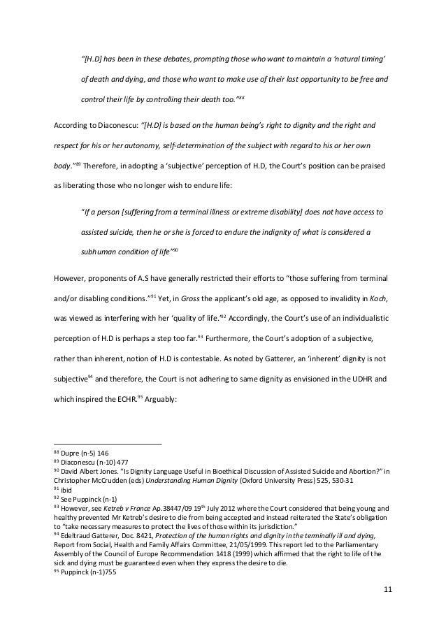 Respecting human rights essay