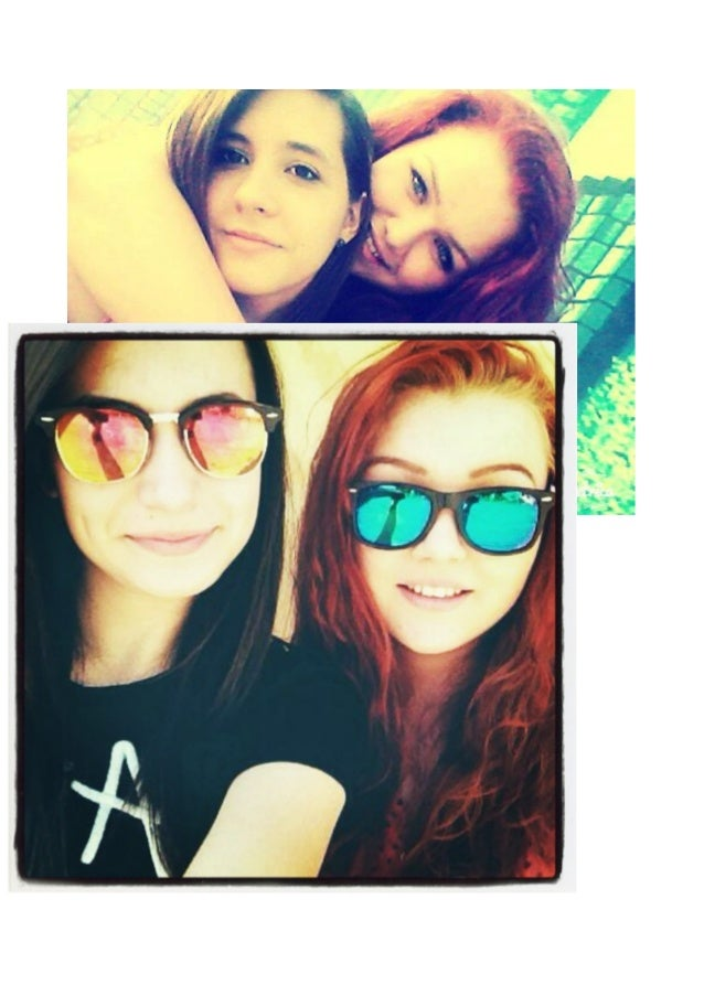 They are my best friends and i love they verry much! They're name are  Giuliana and Nicole. I go out with them and we go t...