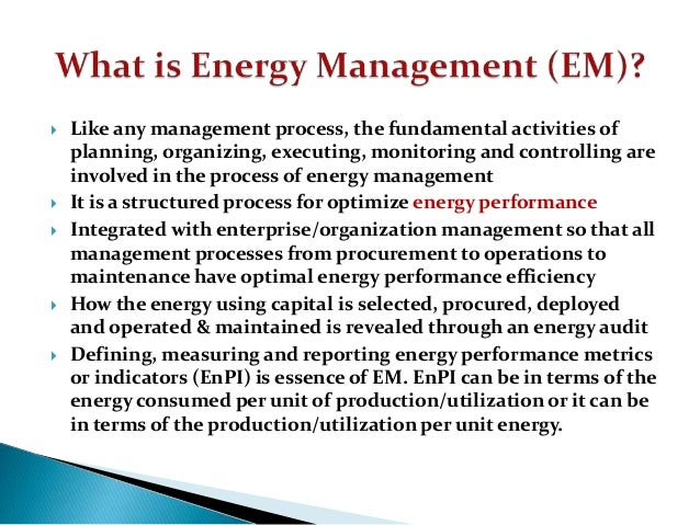 Energy management 7 oct skykine fandeluxe Gallery