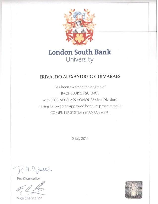 south bank university diploma london south bank university diploma