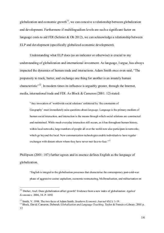 define weber thesis